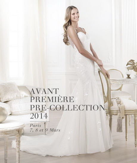 Robes de mariées collection 2014