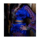 Robe broderie kabyle