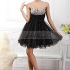 Robe bustier tulle