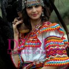 Robe kabyle traditionnel 2015