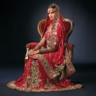Robes indiennes mariage