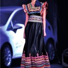 Robe kabyle haute couture 2017